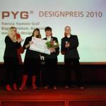 SÜLZKOTLETT wins PYG design prize 2010