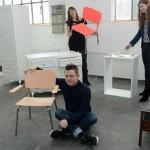 psycho furniture on its way to milan