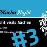 PECHA KUCHA Masstricht visits Aachen #3