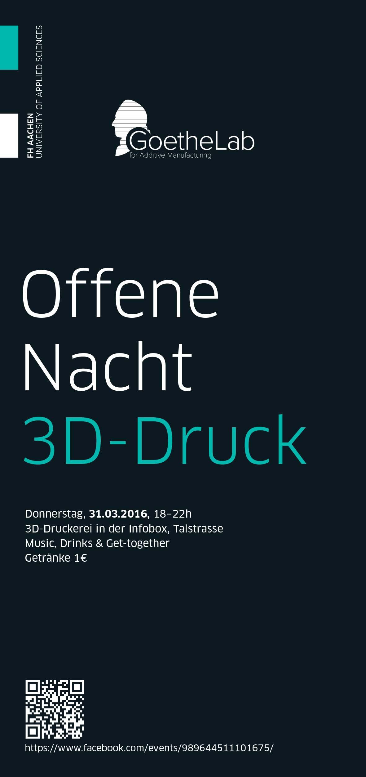 Designmetropole Aachen » Blog Archive » Offene Nacht 3D-Druck in der ...
